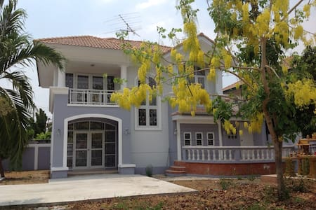 A two story single-family home - Rangsit - House