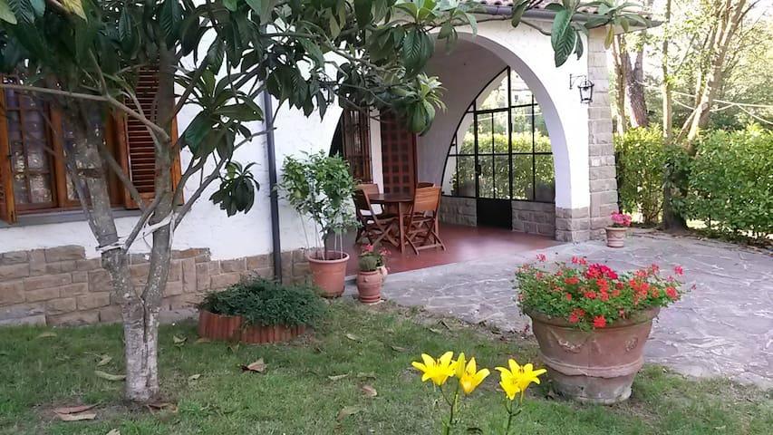 Villa in Tuscany - Pistoia