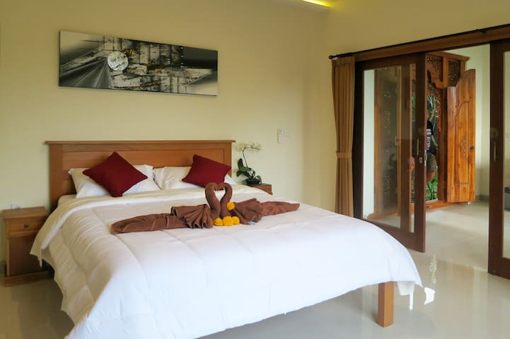Ubud Room, Jungle View & Affordable / 1st Floor B