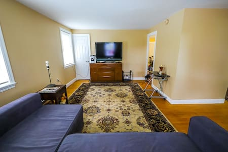 Cozy 1 bed apartment 25 minutes from Killington - Pittsford
