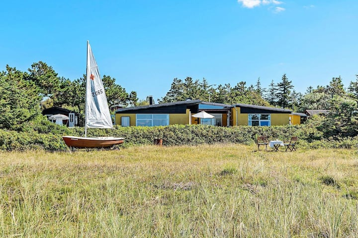 Unique Holiday Home in Kalundborg with Sea View