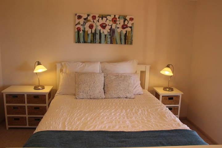 Main bedroom-comfort with style