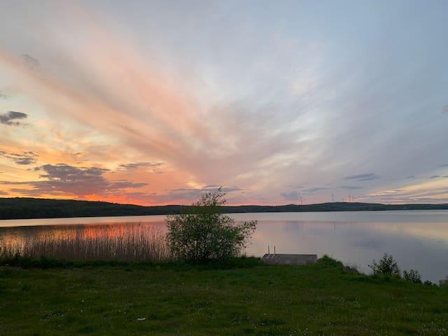 "En helt unik upplevelse i ""Villa Viken"" i Skåne"