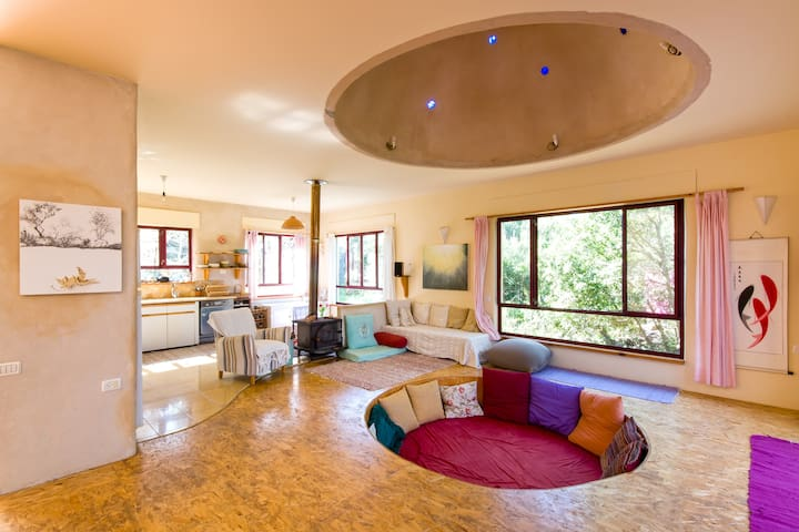 A peaceful house in the Galilee - Harashim - Casa