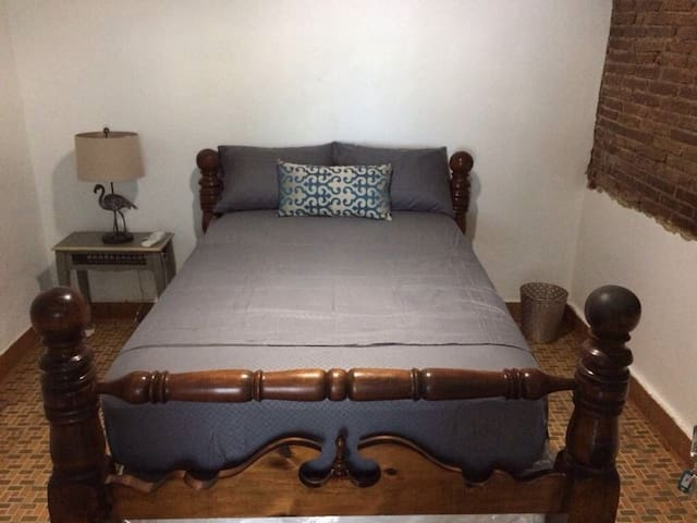 BEDROOM C WITH FULL BED