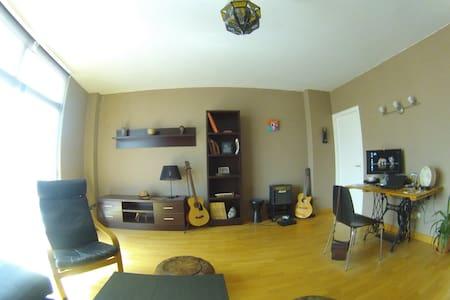 Double room. Town centre. - Santa Cruz de Tenerife - Appartamento