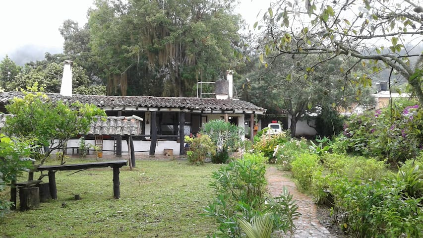 Posada del Camino al Seminario - Choachí - Rumah Tamu