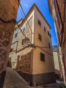Preciosa casa de pueblo unifamiliar - Estellencs