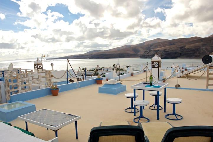 Townhouse /private terrace Playa Quemada Lanzarote