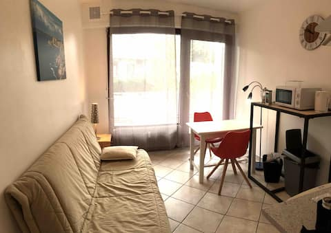 "Furnished studio ""Crozon"""