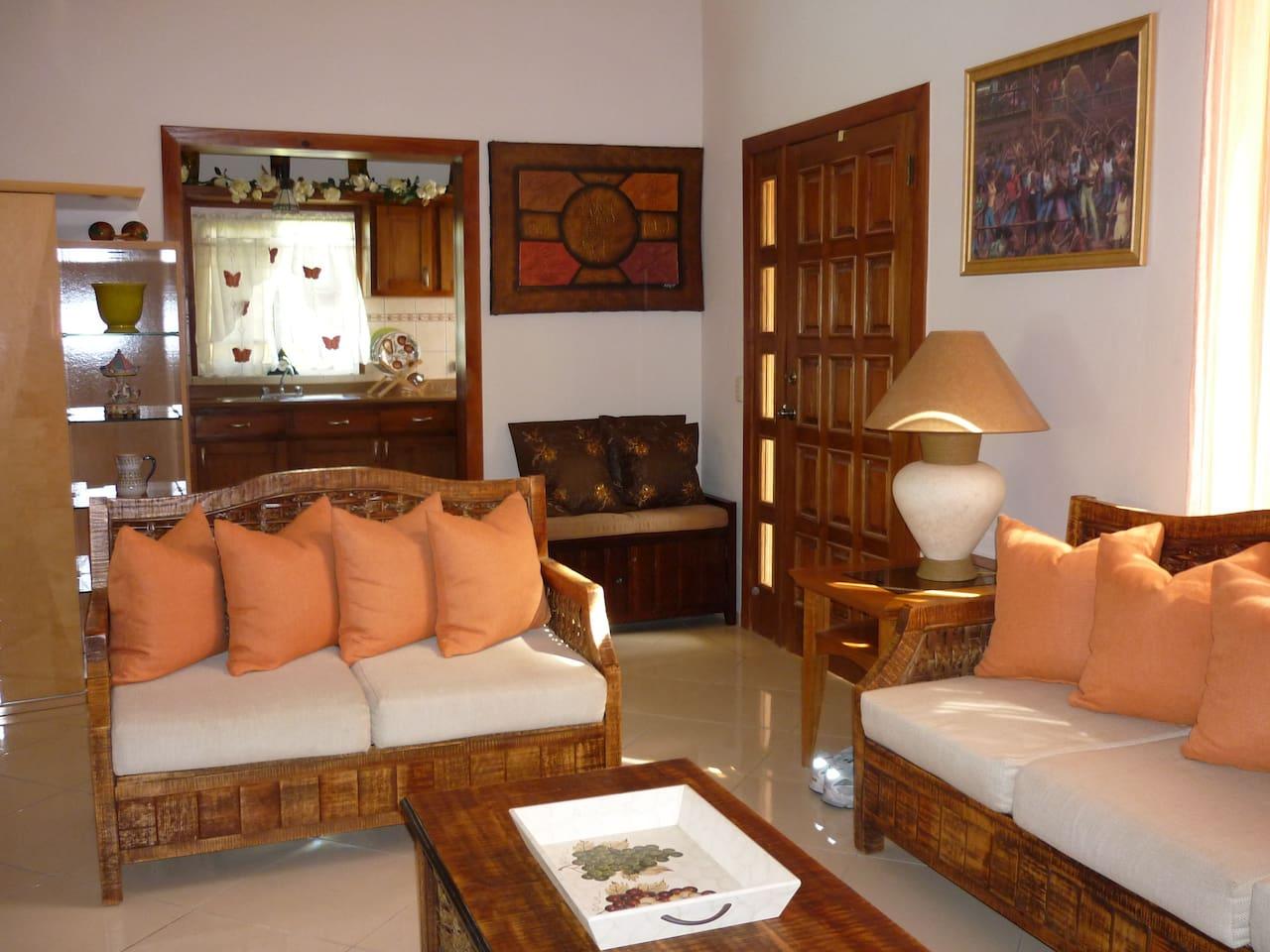 Dominican Republic Bed and Breakfast Villa