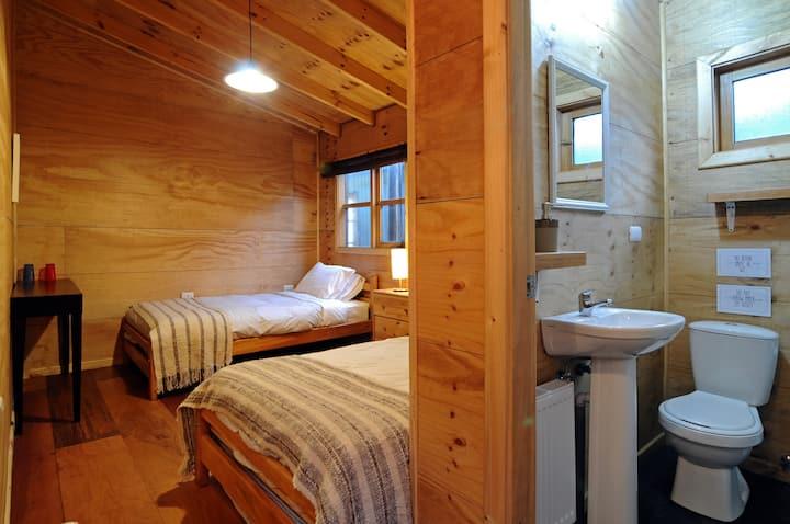 Habitación Doble en un Palafito