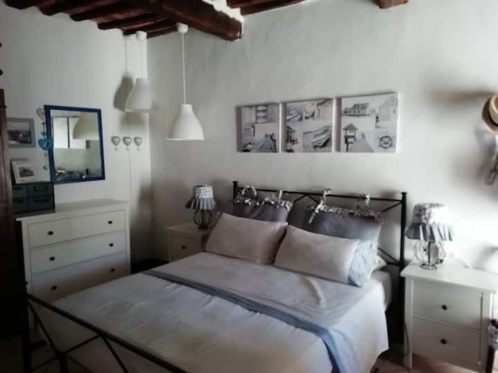 Appartamento caratteristico stile toscano 4 posti