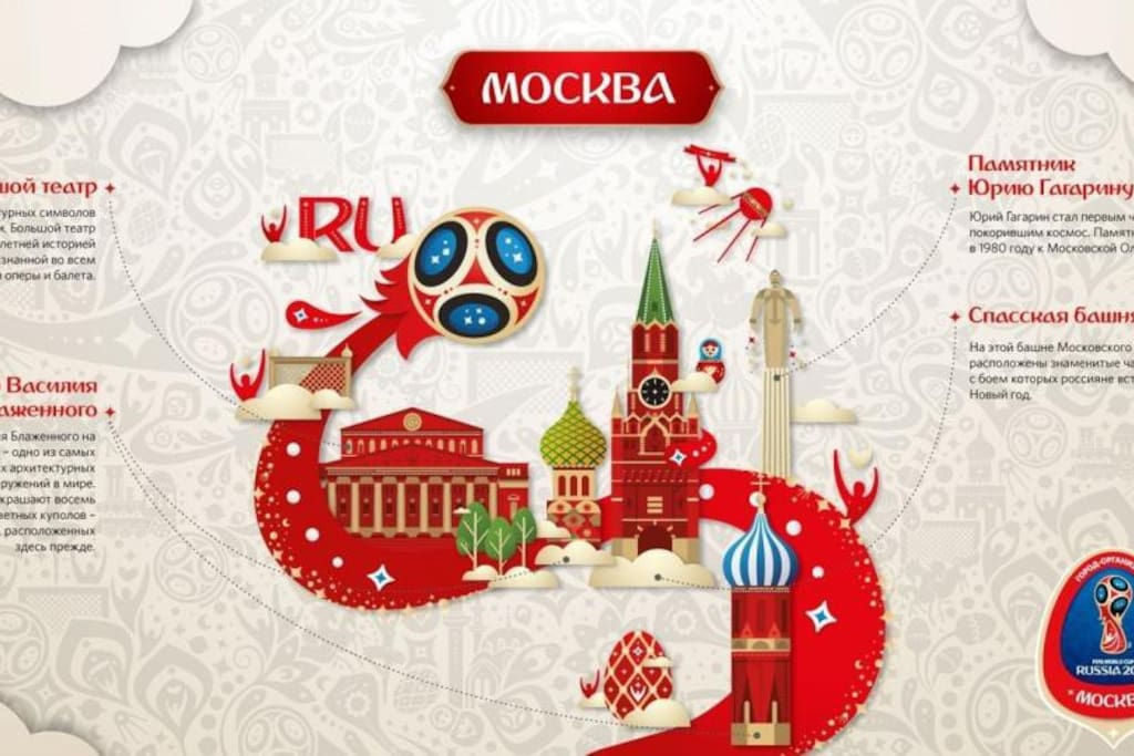 Moscow Landmarks