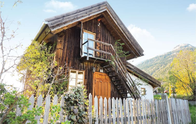 Awesome home in Mühldorf with Sauna and 2 Bedrooms