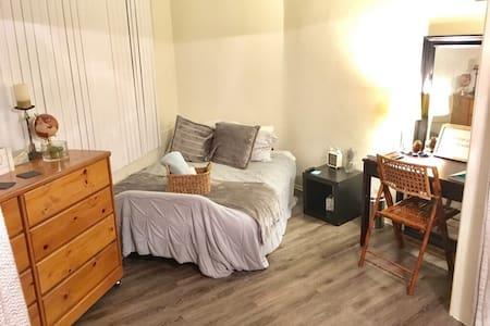 Cozy and Convenient space near beach and airport - Los Angeles - Appartement