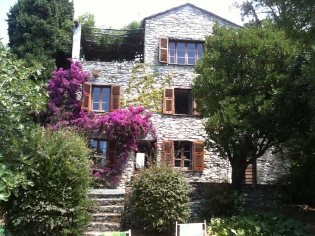 Maison de charme entre mer et montagne - Barrettali