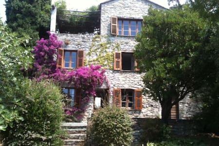 Maison de charme entre mer et montagne - Barrettali - Haus