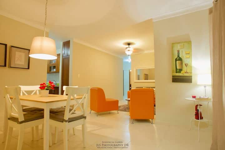 Modern, cozy & secure 3 bedrooms apartment in SDE