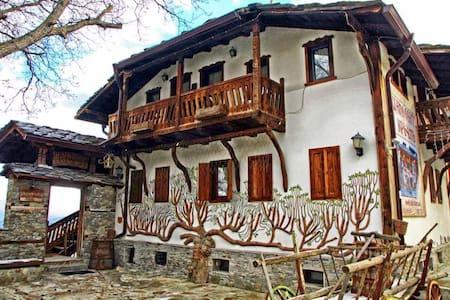 Shapkova House - Delchevo