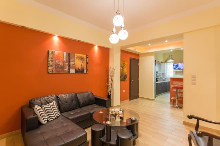 3-room apartment 85 m² in Athens - Kallithea - Apartamento