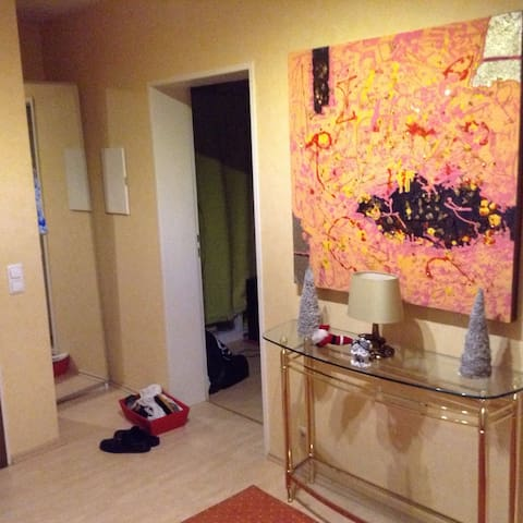 Zentrales Zimmer in Erding - Erding - Pis