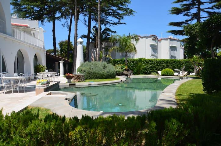 Villa Alaide - Luxury Villa with garden,pool,spa