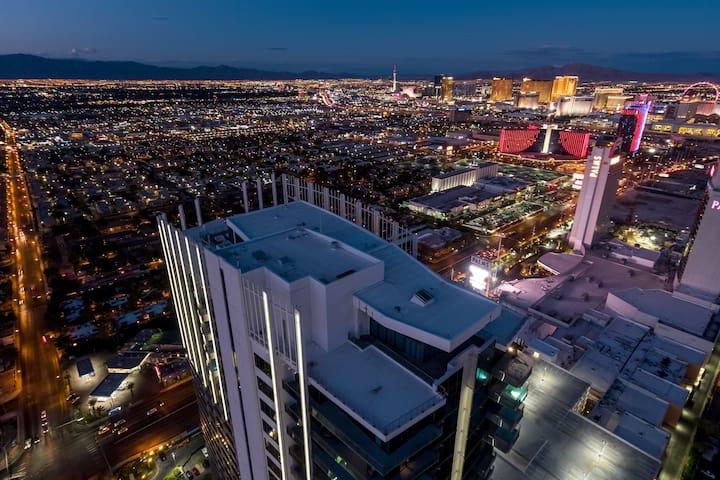 $15Million Entire 59th Floor VEGAS Palms Penthouse