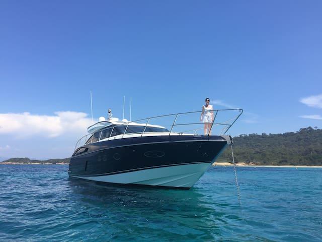 Yacht Princess V57