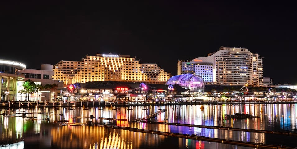 In the heart of Darling Harbour! - Sydney - Appartement