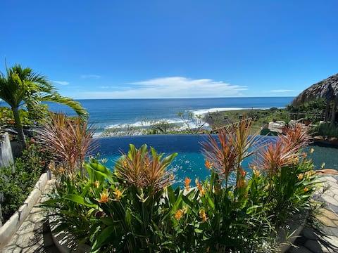 Casa Mira Mango (A pasos de la ola Punta Mango)