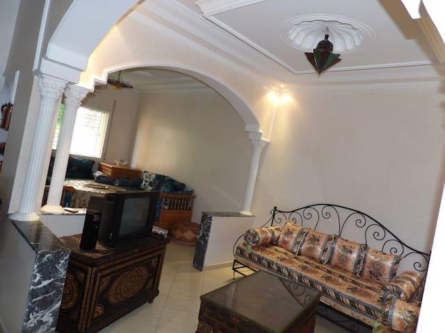 Appartement agréable à Meknés  . - Meknes - Appartement