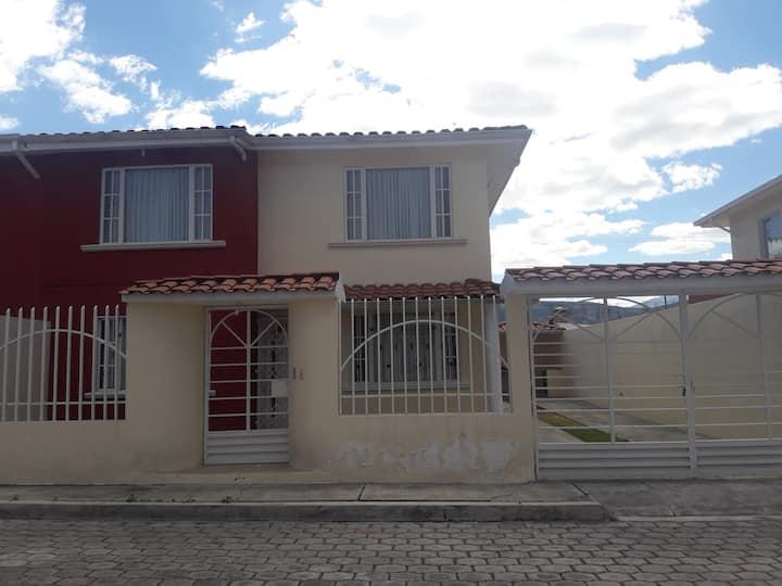 Casa EN EL MEJOR LUGAR DEL VALLE- SANGOLQUI