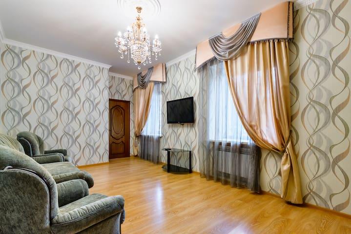 Апартаменты 2 в центре города Ростова - Rostov-on-Don - Daire