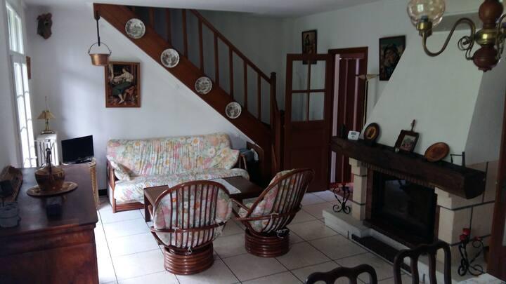 Maison typique et calme