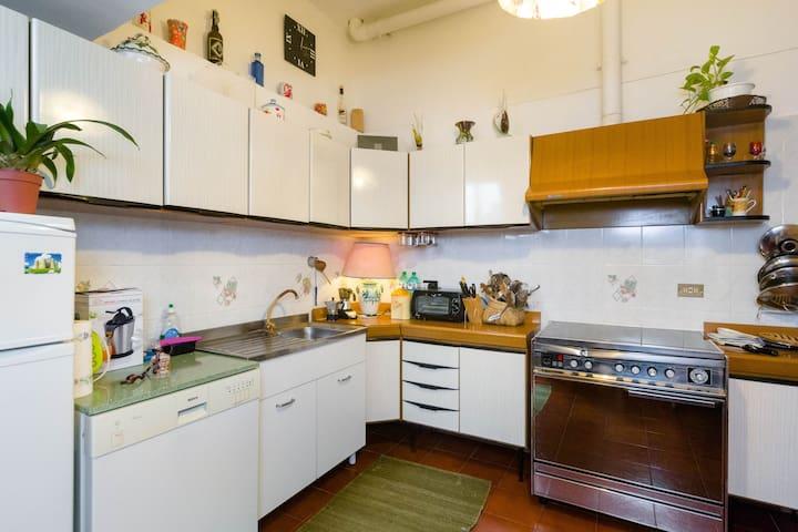 A beautiful room in Genova - Genoa - Apartment