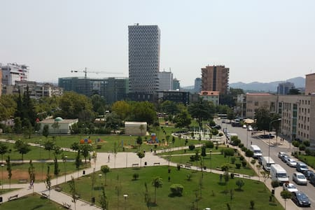Apartment in the heart of Tirana - Tiranë
