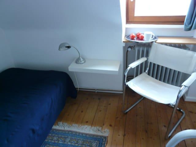 Bedspace in ruhiger Wohnlage