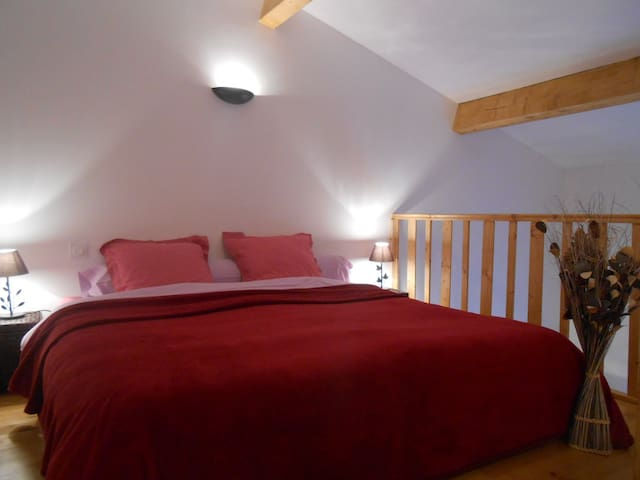 Chambre familiale en Pays Cathare - Belvianes-et-Cavirac - Bed & Breakfast