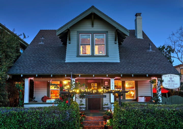 Balboa B - Hillcrest House Bed & Breakfast