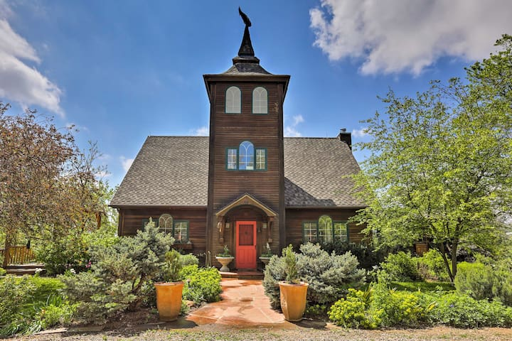 Upscale Boulder Area Home on 40-Acre Working Farm!