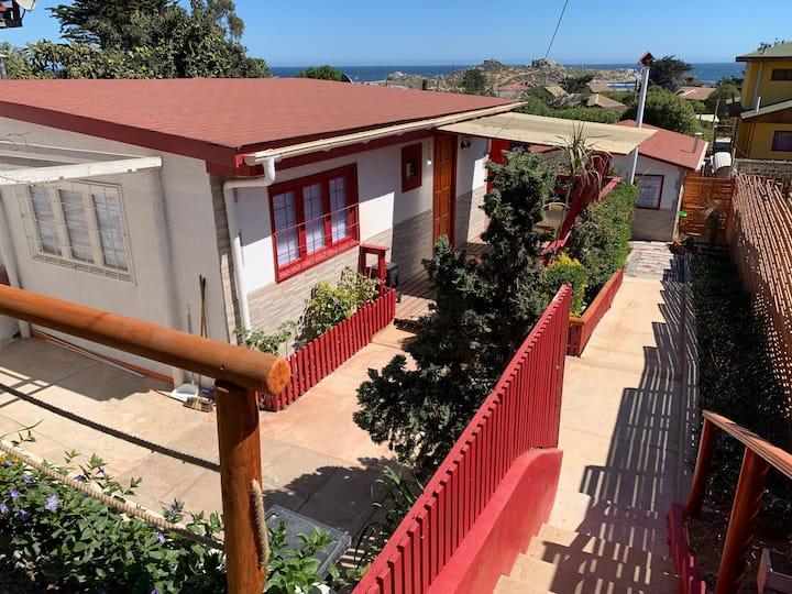 Cabañas Nani Punta de Tralca (Cabaña 1)