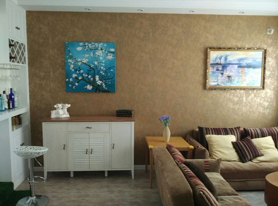 起居室 living room