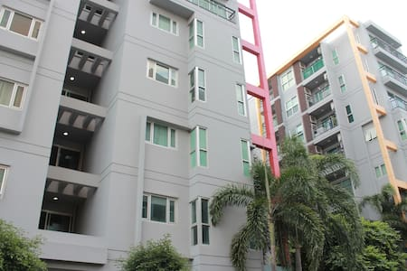 Lovely Condo + WIFI in Sukhumvit - Banguecoque - Condomínio
