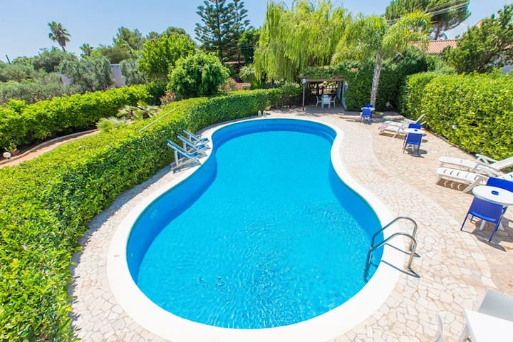 Villa Palma - Résidence avec piscine