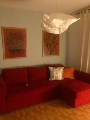 Habitación con baño y terrazita - Premià de Dalt - Haus