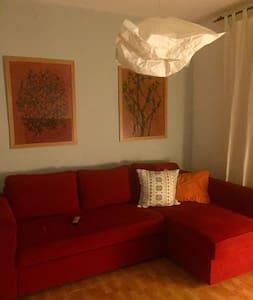 Habitación con baño y terrazita - Premià de Dalt