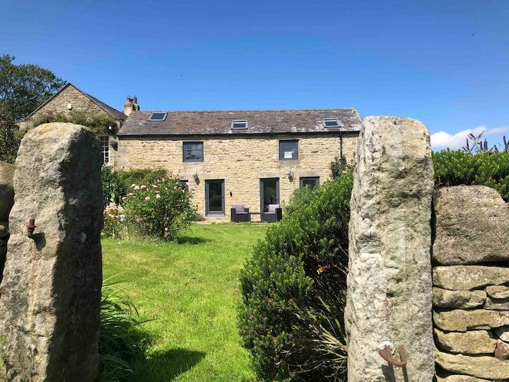 Rural Garden Cottage at Fine House Farm
