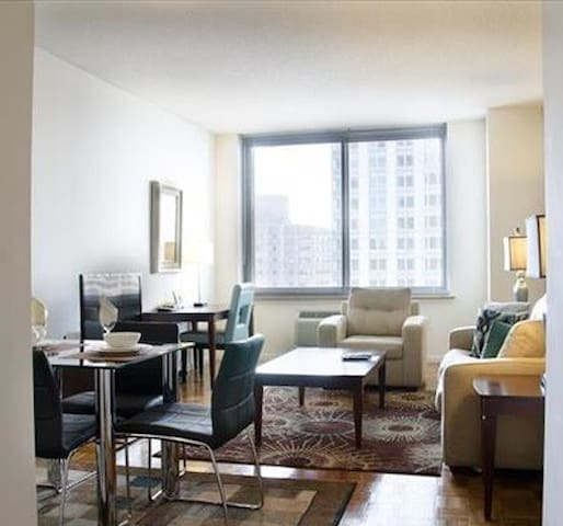1423 1 Luxury 1 Bedroom Jersey City High Rise Apartments For Rent In Jersey City New