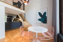 Elegant modern loft between Rotermann and Old Town